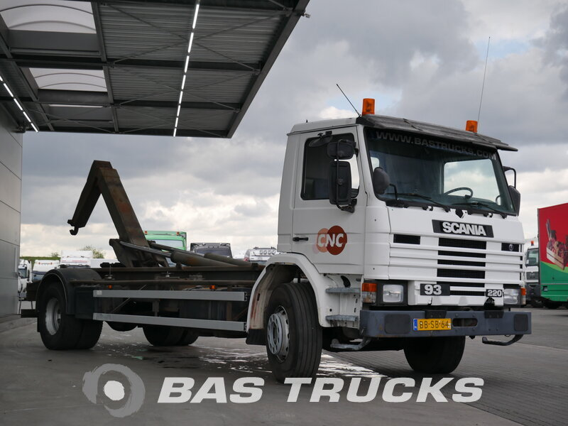 photo de Occasion Camion Scania P93 220 4X2 1995