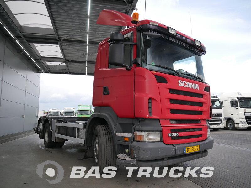 photo de Occasion Camion Scania R380 6X2 2007