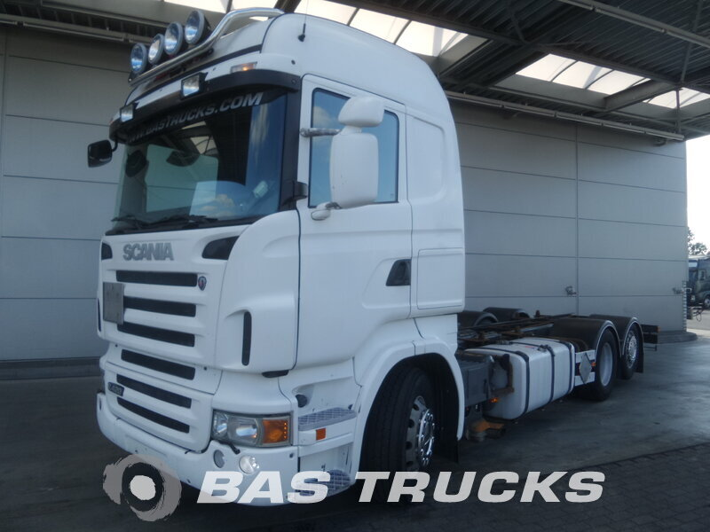 photo de Occasion Camion Scania R420 6X2 2007