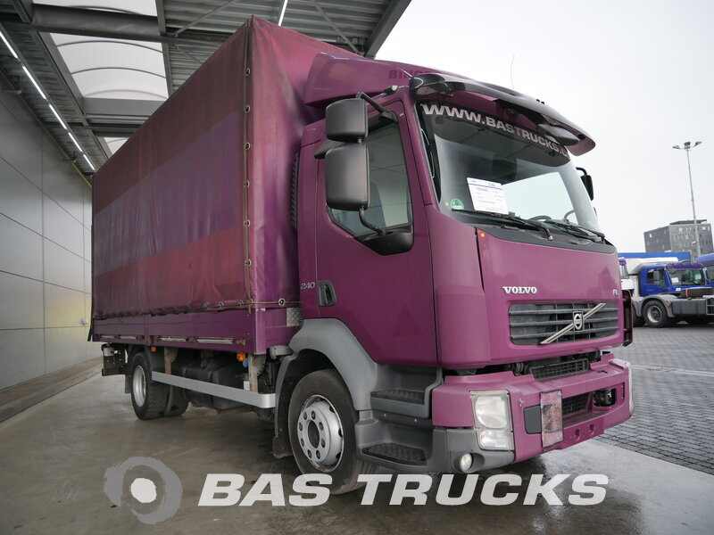 photo de Occasion Camion Volvo  FL 240 4X2 2007