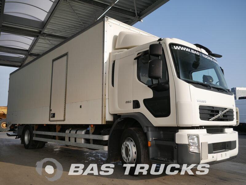 photo de Occasion Camion Volvo FE 260 4X2 2011