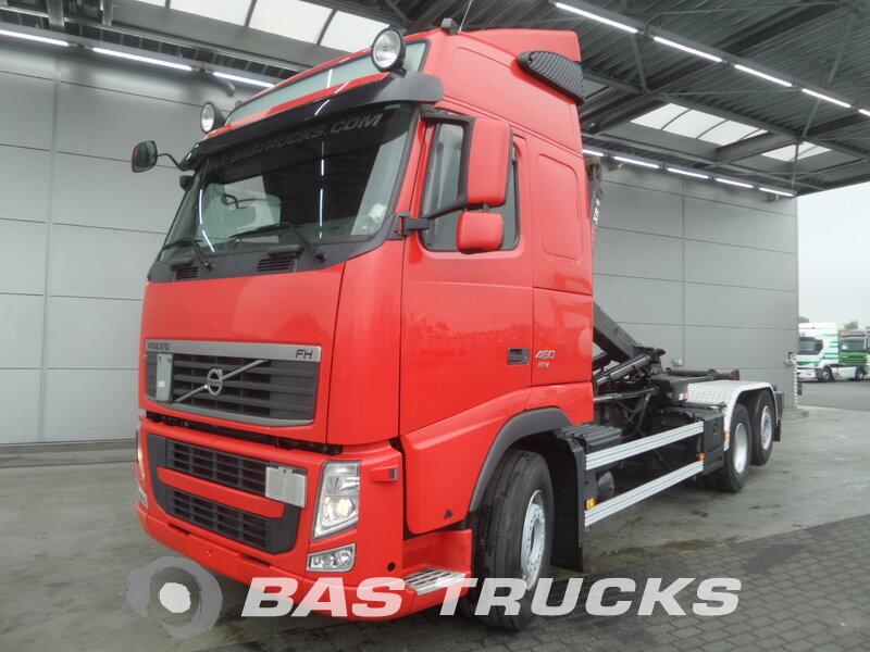 photo de Occasion Camion Volvo FH 460 6X2 2011
