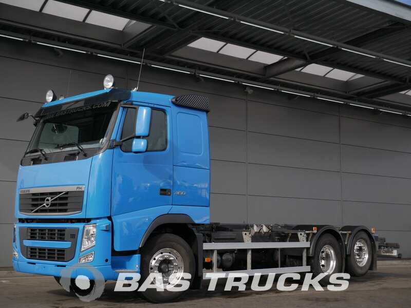 photo de Occasion Camion Volvo FH 460 6X2 2011