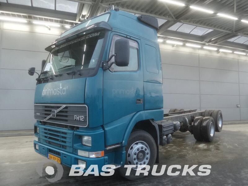photo de Occasion Camion Volvo FH12 380 6X2 2000