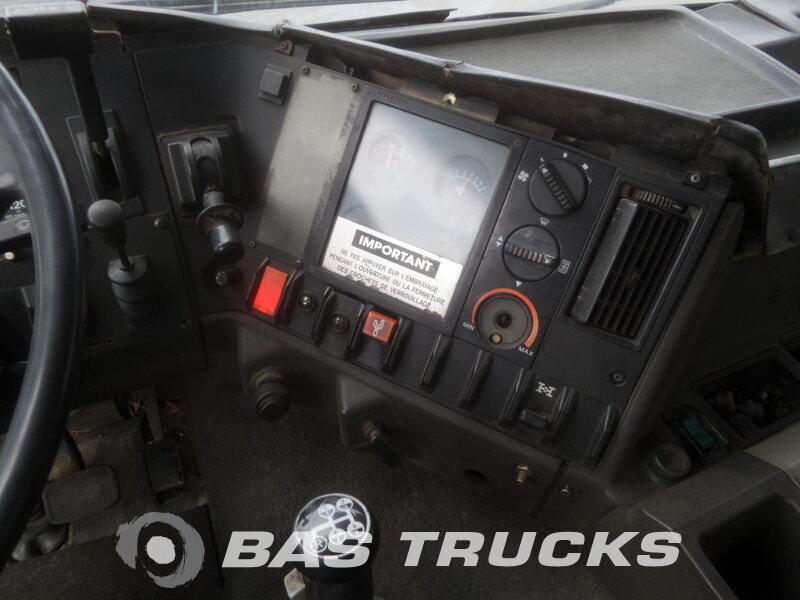 photo de Occasion Camion Volvo FL10 340 6X4 1986