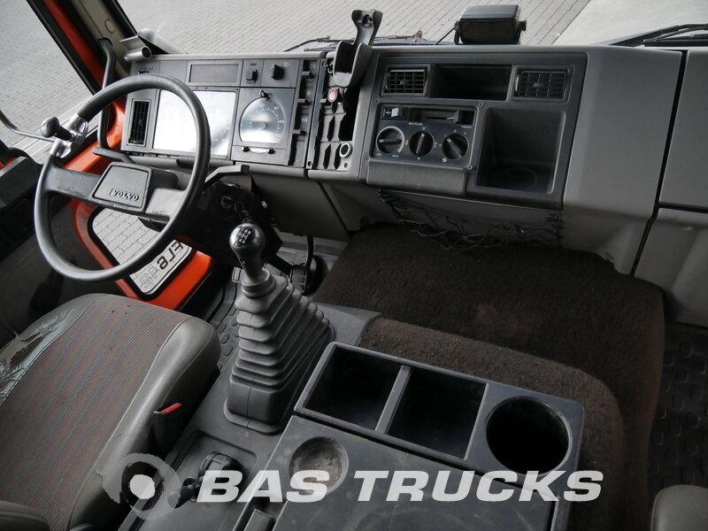photo de Occasion Camion Volvo FL612 4X2 1997