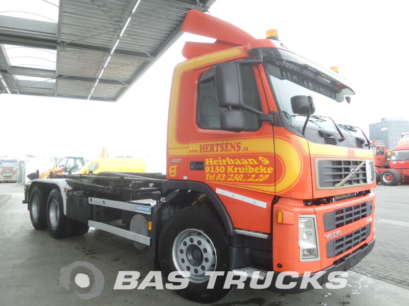 photo de Occasion Camion Volvo FM12 420 6X4 2005