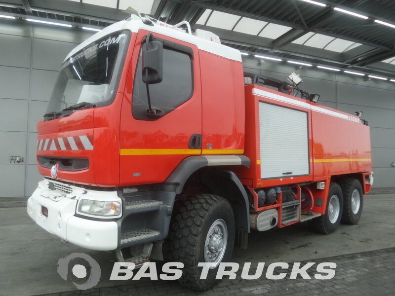 photo de Occasion Divers Renault Sides 22.380 VMA 75 6X6 6X6 1999