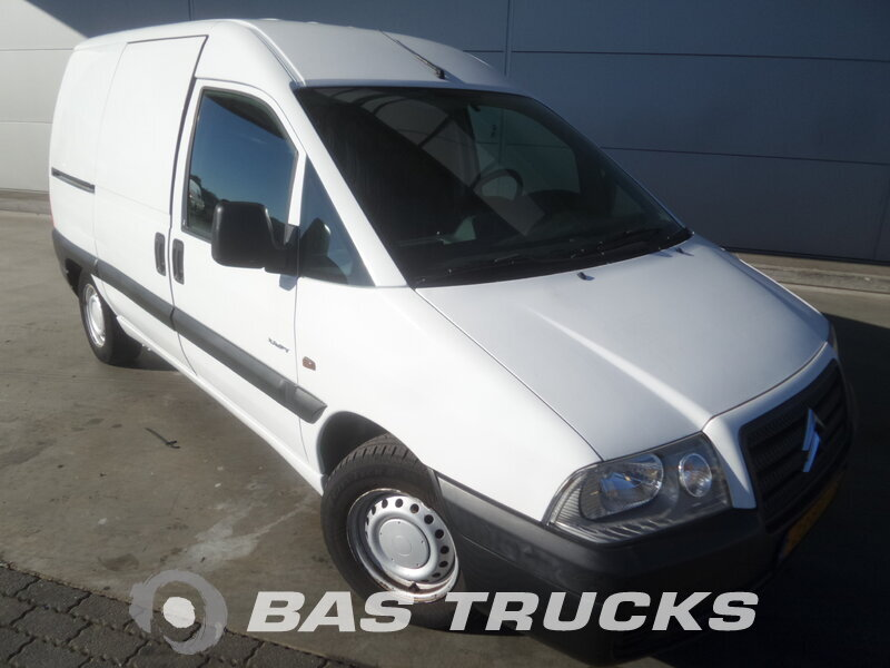 photo de Occasion LCV Citroën Jumpy 2005