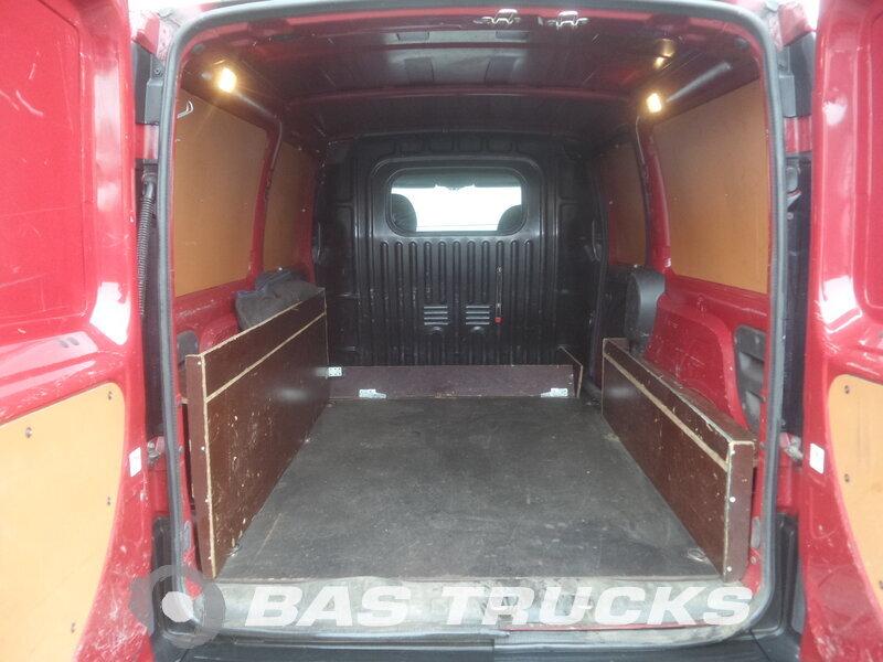 photo de Occasion LCV Fiat Doblo Maxi 2009