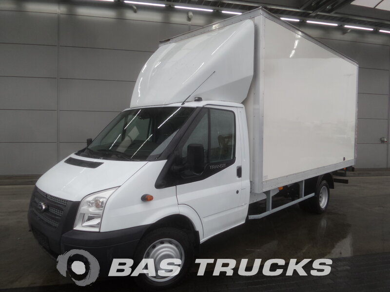 photo de Occasion LCV Ford Transit 2012