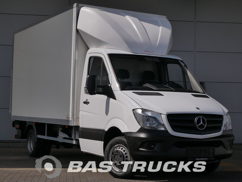 photo de Occasion LCV Mercedes Sprinter 2015