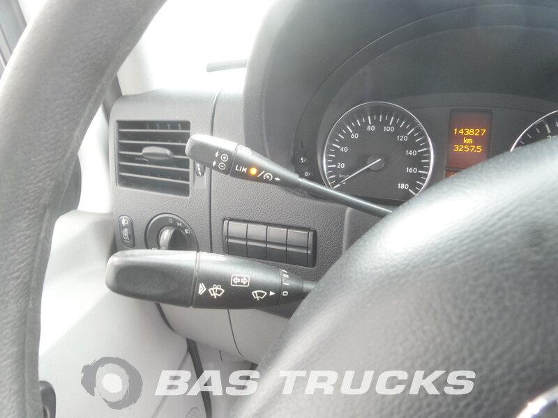 photo de Occasion LCV Mercedes Sprinter 311 L3H2 15m3 2007