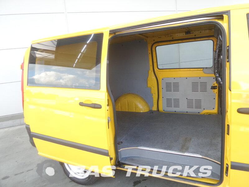 photo de Occasion LCV Mercedes Vito 111 CDI L2H1 5m3 2010