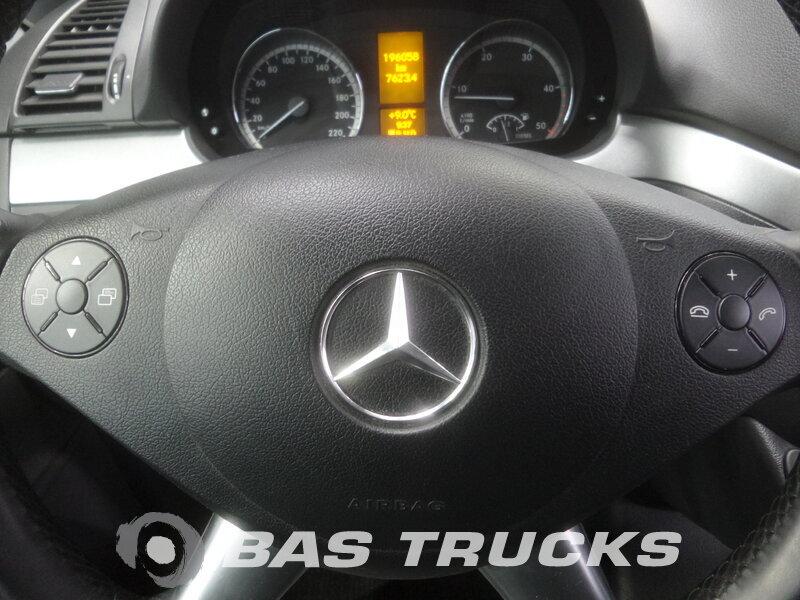 photo de Occasion LCV Mercedes Vito 2013