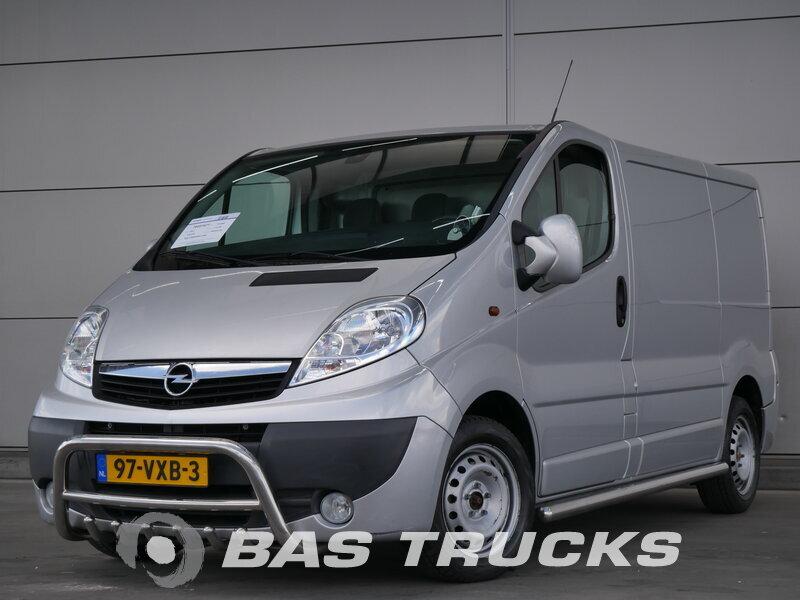 photo de Occasion LCV Opel Vivaro 2008