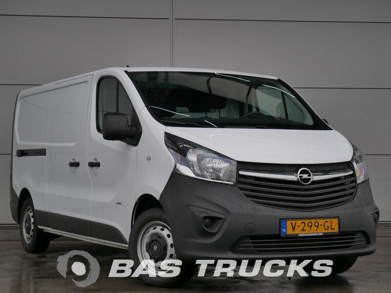 photo de Occasion LCV Opel Vivaro 2016