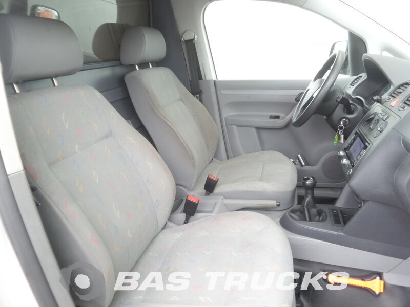 photo de Occasion LCV Volkswagen Caddy 1.9 TDI Navi Airco Trekhaak 2009