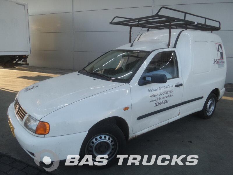 photo de Occasion LCV Volkswagen Caddy 1996