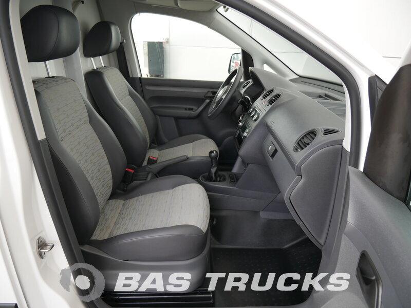 photo de Occasion LCV Volkswagen Caddy 2012