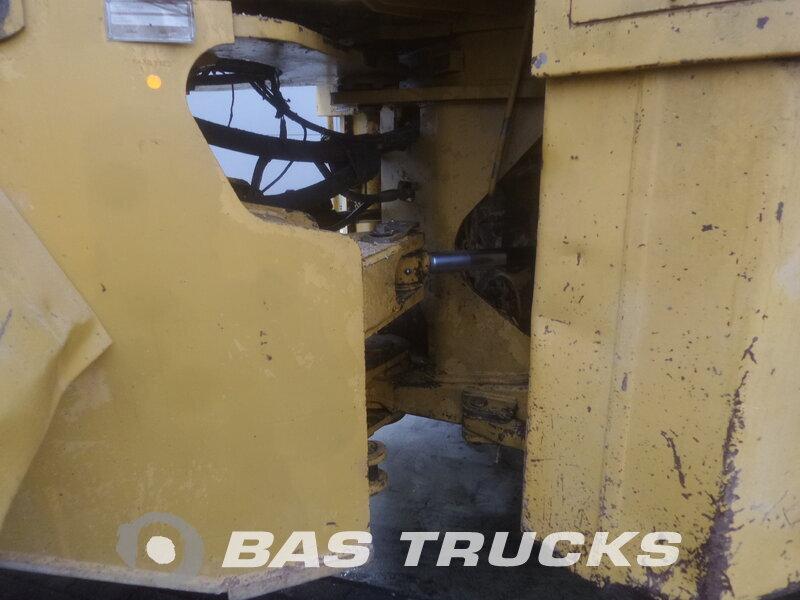 photo de Occasion Machine de construction Caterpillar 966 E 4X4 1988