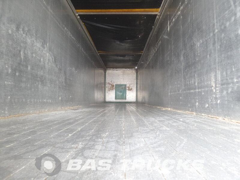photo de Occasion Semi-remorques Knapen 91m³ Walking-Floor Hogedruk-Reiniger K100 3 Essieux 2012