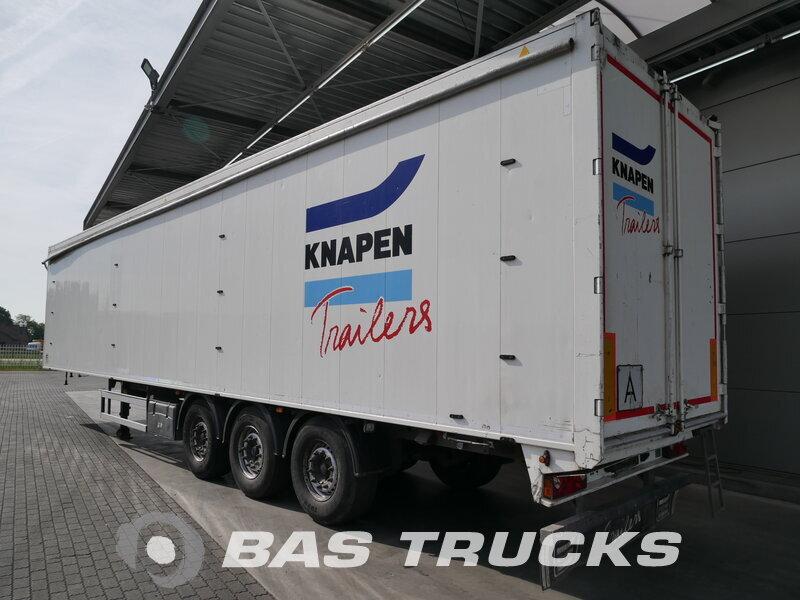 photo de Occasion Semi-remorques Knapen K100 3 Essieux 2012