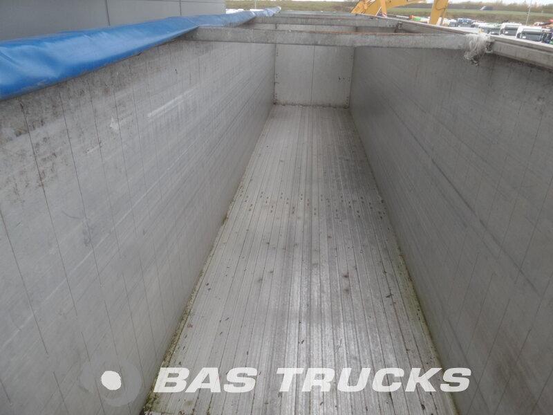 photo de Occasion Semi-remorques Schmitz 91m3 Liftachse Walking Floor Cargo Floor SGF*S3 3 Essieux 2013