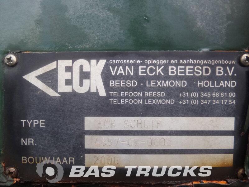 photo de Occasion Semi-remorques Van Eck Aircargo Rollerbahn Mega 0T-31 3 Essieux 2000