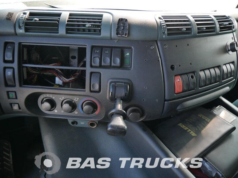 photo de Occasion Tracteur DAF CF85.380 6X2 2002