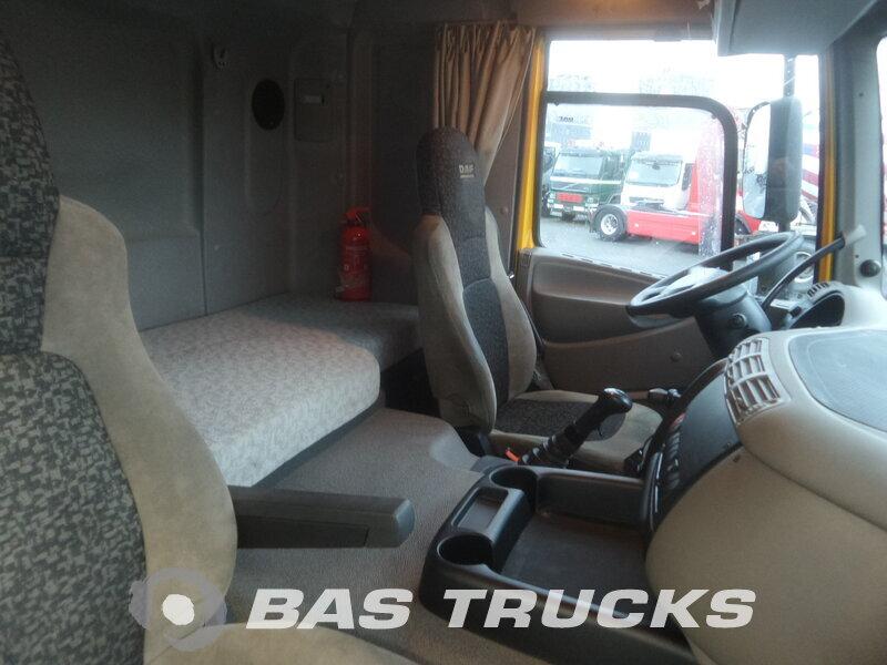 photo de Occasion Tracteur DAF CF85.410 6X4 2010
