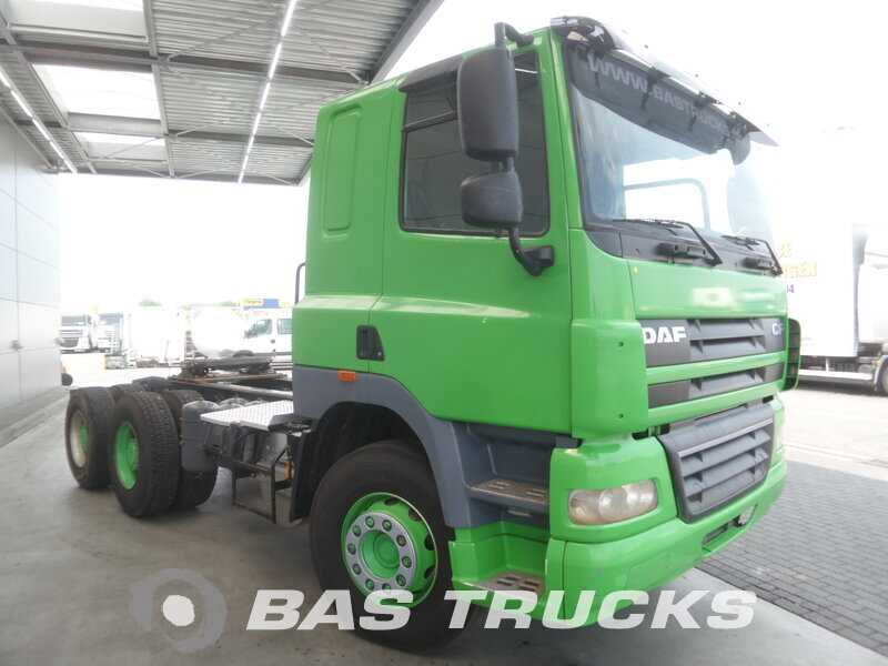 photo de Occasion Tracteur DAF CF85.410 6X4 2012