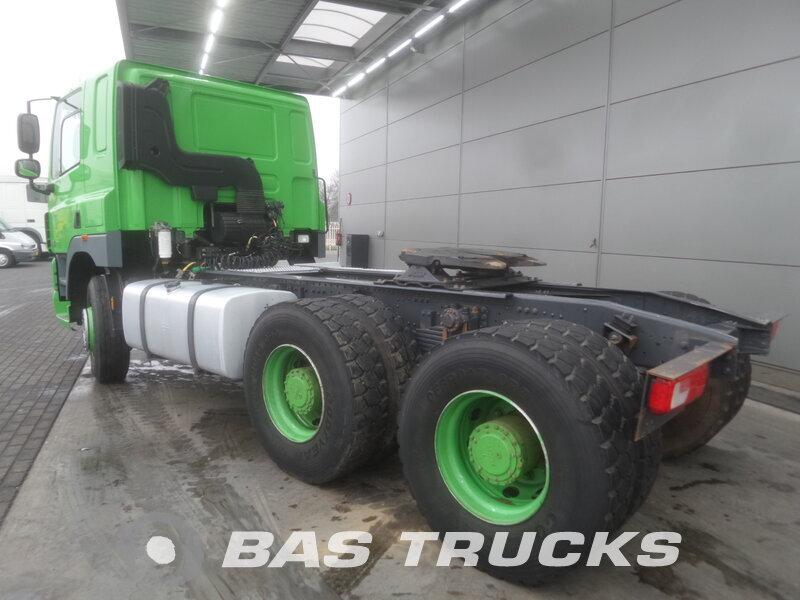 photo de Occasion Tracteur DAF CF85.460 6X4 2014