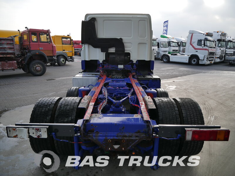photo de Occasion Tracteur DAF CF85.460 RHD 6X2 2008