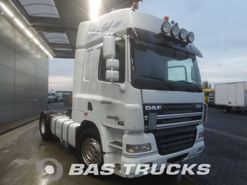 photo de Occasion Tracteur DAF CF85.480 4X2 2006