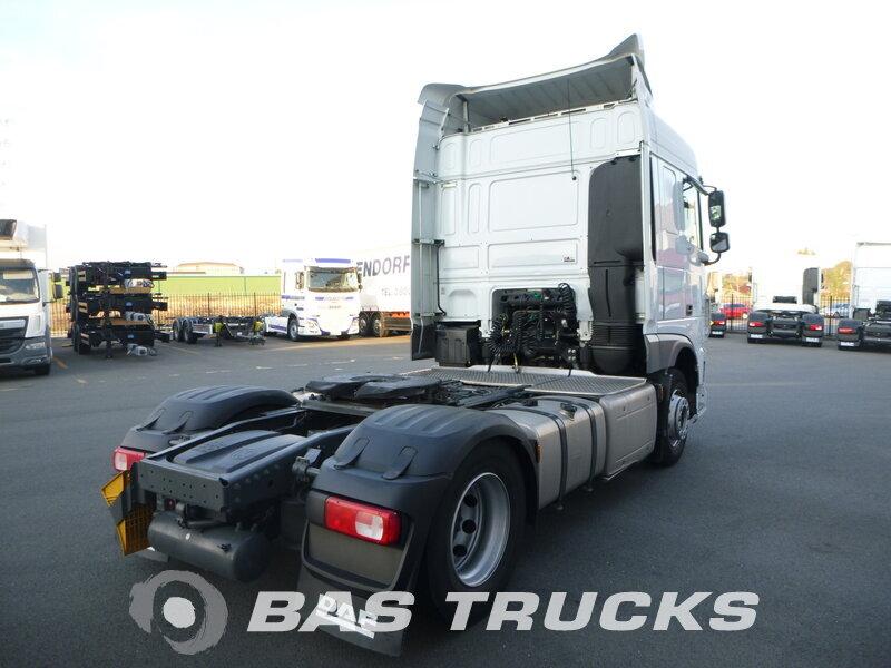 photo de Occasion Tracteur DAF XF 460 SC Dortmund-DE 4X2 2013