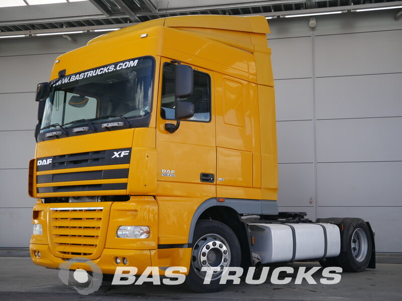 photo de Occasion Tracteur DAF XF105.410 4X2 2009