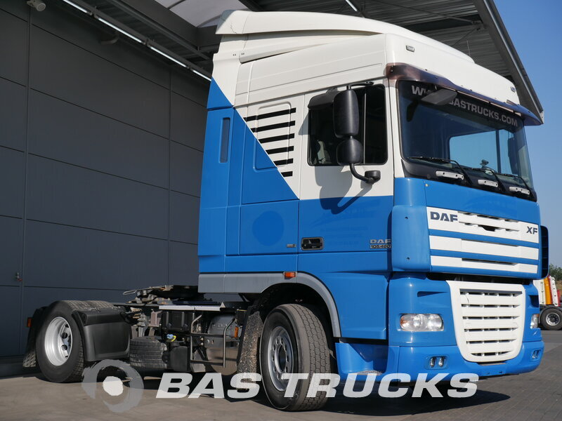 photo de Occasion Tracteur DAF XF105.460 4X2 2008