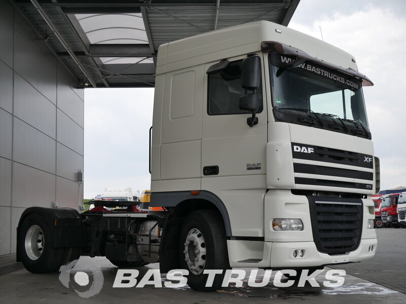 photo de Occasion Tracteur DAF XF105.460 4X2 2010
