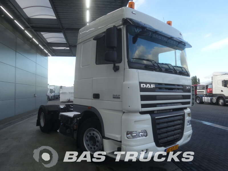photo de Occasion Tracteur DAF XF105.460 4X2 2011