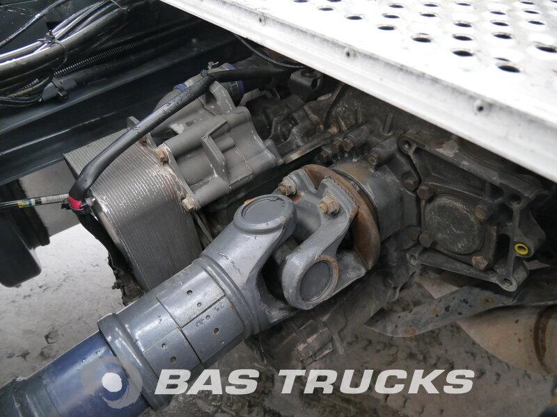 photo de Occasion Tracteur DAF XF105.460 4X2 2012