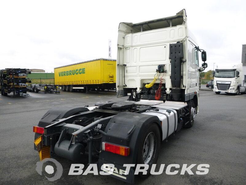 photo de Occasion Tracteur DAF XF105.460 SC Dortmund-DE 4X2 2011