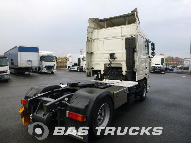 photo de Occasion Tracteur DAF XF105.460 SC-Dortmund-DE 4X2 2011
