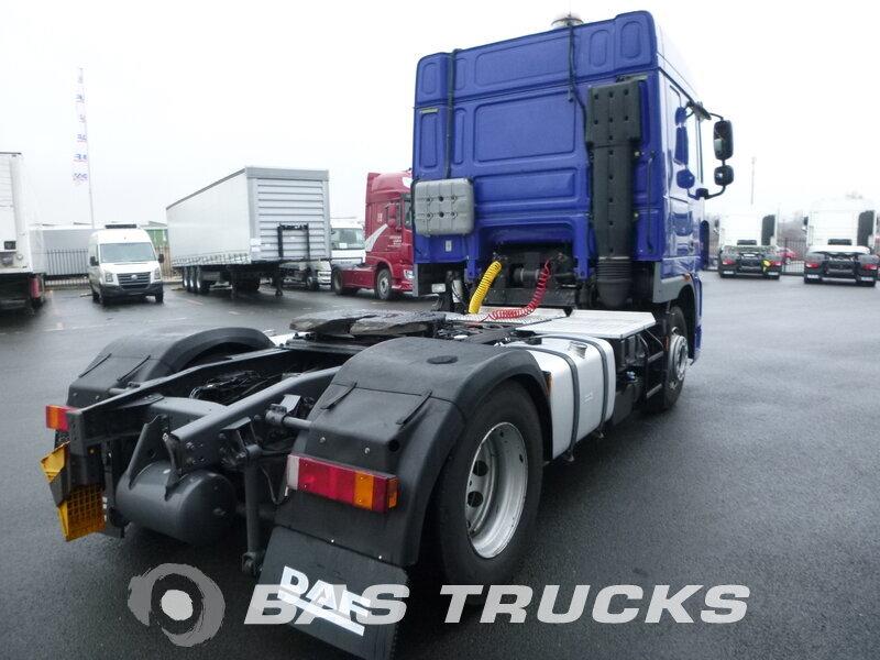 photo de Occasion Tracteur DAF XF105.460 SC Garantie-Dortmund-DE 4X2 2012