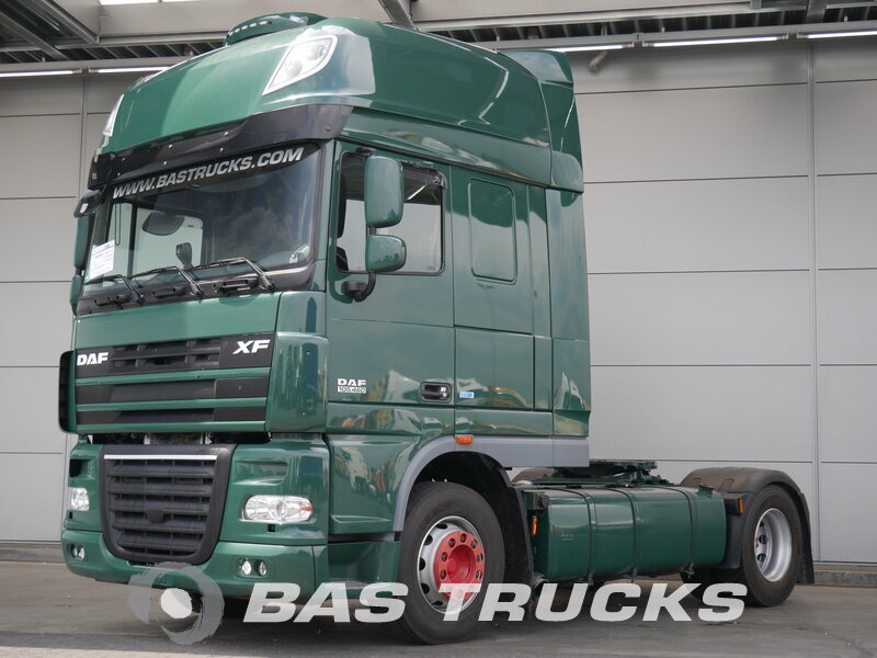 photo de Occasion Tracteur DAF XF105.460 SCC 4X2 2013