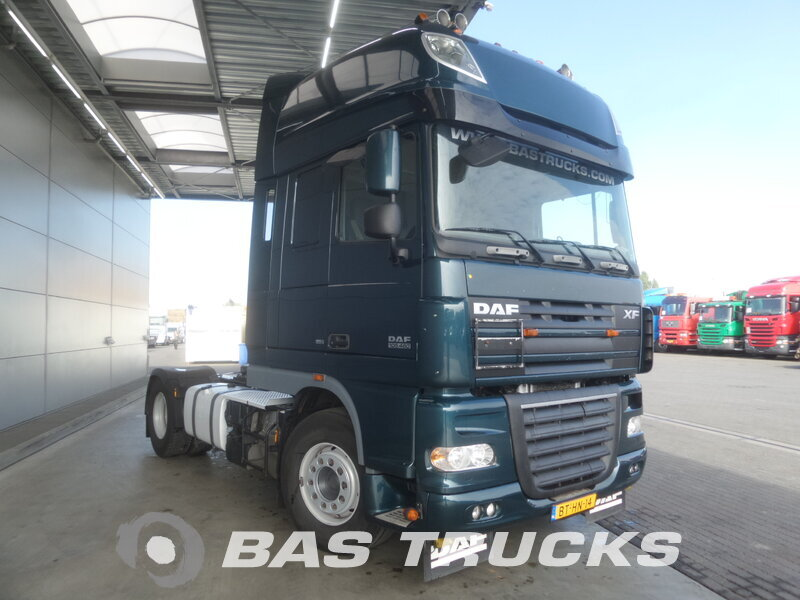 photo de Occasion Tracteur DAF XF105.460 SSC 4X2 2007