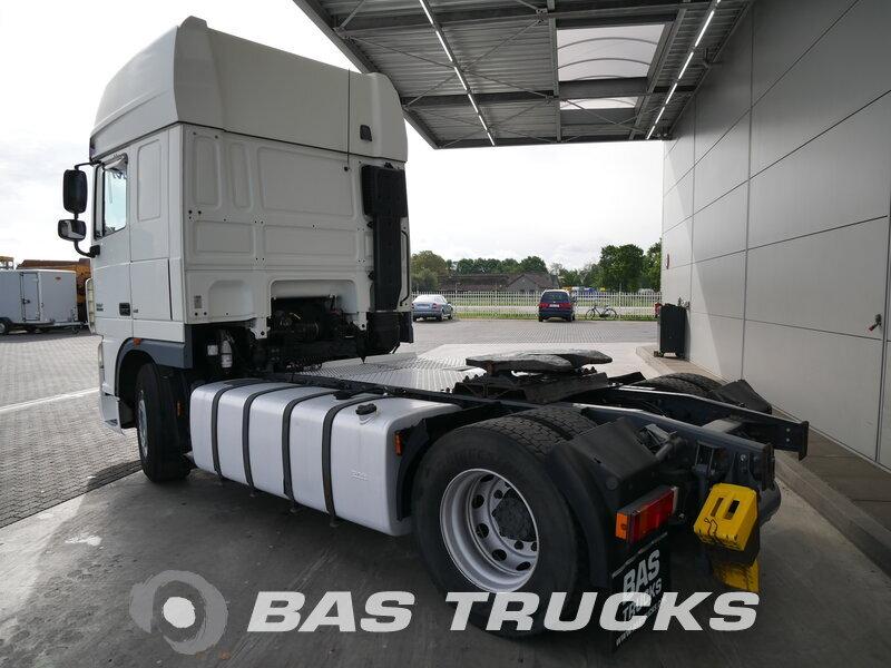 photo de Occasion Tracteur DAF XF105.460 SSC 4X2 2010