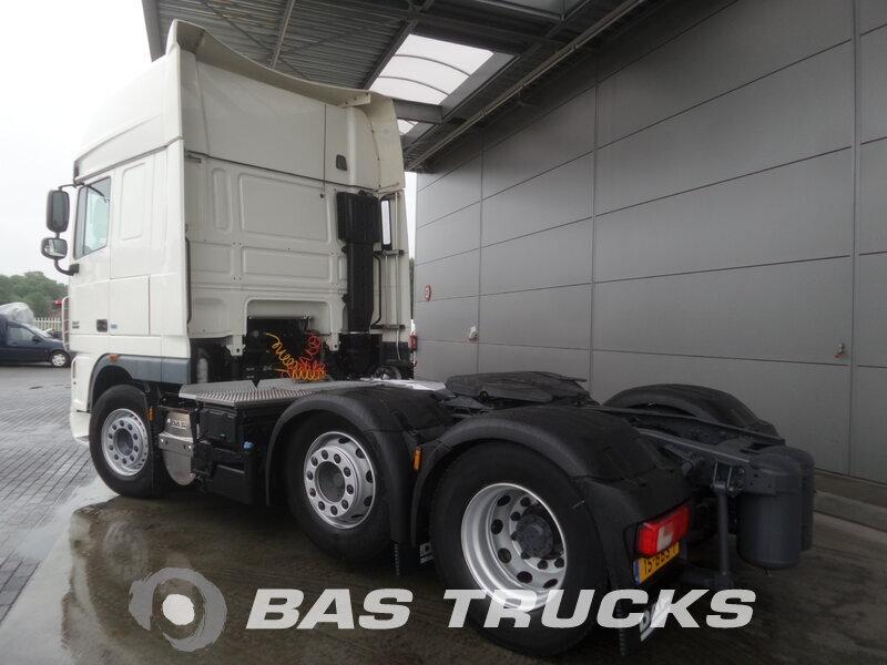 photo de Occasion Tracteur DAF XF105.460 SSC 6X2 2013