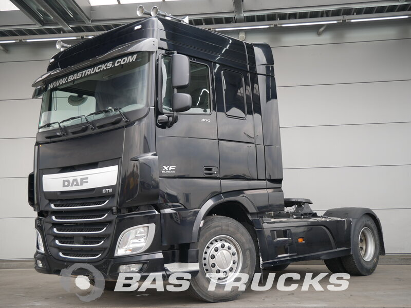 photo de Occasion Tracteur DAF XF460 4X2 2015