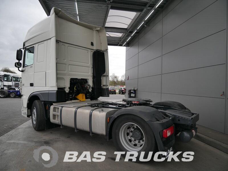 photo de Occasion Tracteur DAF XF460 SSC 4X2 2016